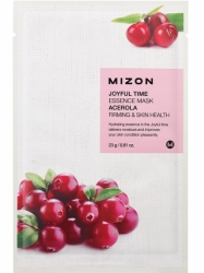 Mizon Joyful Time Essence Mask Acerola