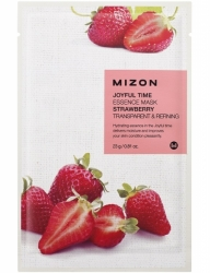 Mizon Joyful Time Essence Mask Strawberry