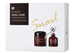 Mizon Dárkový set Snail All In One krém 75ml a Repair sérum 30ml