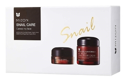 Mizon Dárkový set Snail All In One krém 75ml a Oční Snail krém 25ml